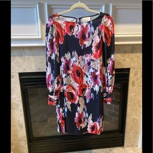 Kate Spade Dizzy Faded Rose Dress